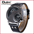 OULM Sport High Quality Military Watch For Men Automatic Watch Cool Mens Wristwatch New Stylish Oulm Mens Sports Wristwatches