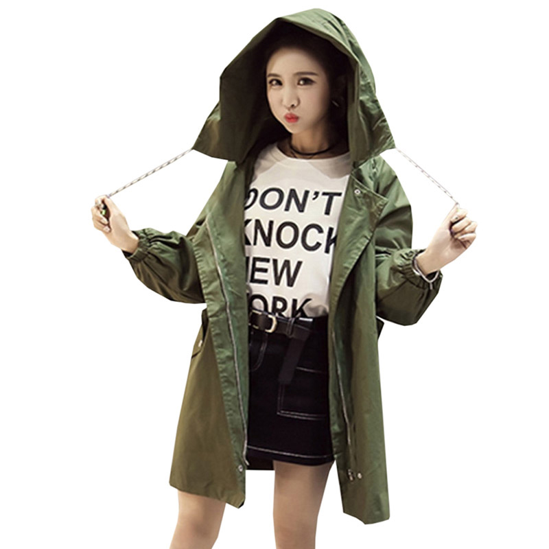 Women Hooded high Quality Hip Hop Hoodies and Sweatshirts long Sleeves Design Cloak Winter Coats Outwear