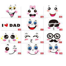 Online Get Cheap Tattoos Emoji -Aliexpress com | Alibaba Group