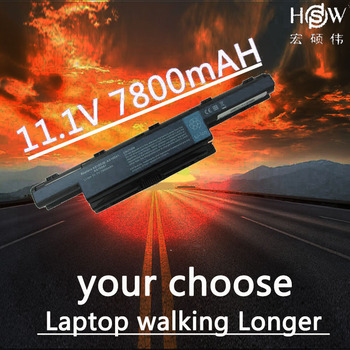 HSW 9 Cells Laptop Battery for Acer Aspire 4741 4741G 7741 AS10D31 AS10D3E AS10D41 AS10D51 AS10D61 AS10D71 5750 AS10d75 Battery