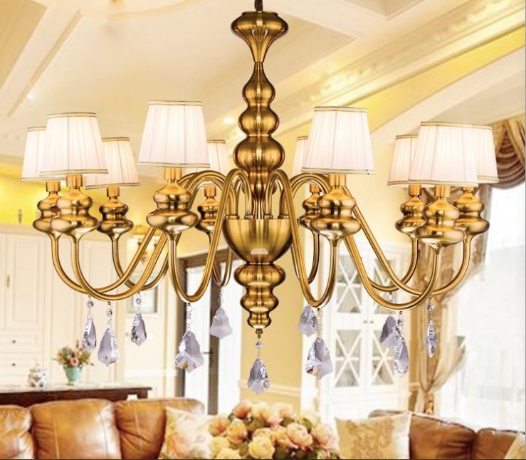 Compare Prices on Polished Brass Chandeliers Online ShoppingBuy – Chandeliers Brass
