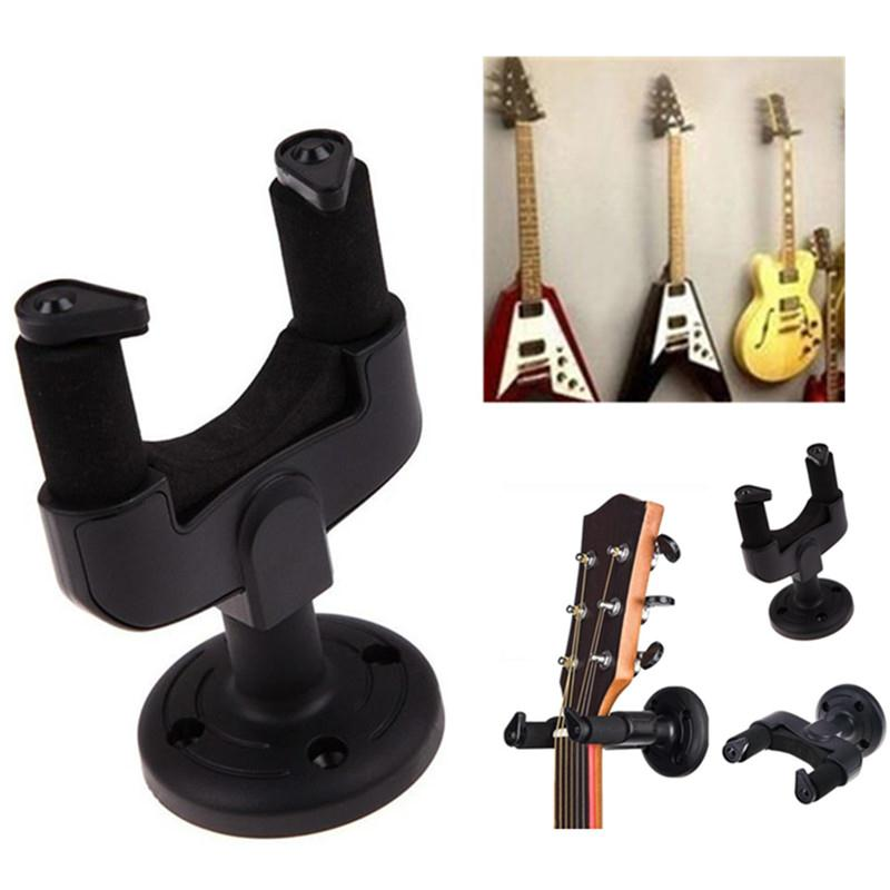 Wall Mount Hanger Stands Bass Acoustic Electric Guitar