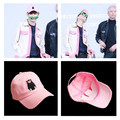 Hot sale VIVINEAR Bts tampão do estilo do chapéu harajuku ulzzang cap V Jung kook Jimin Suga Jhope Rap monstro Meninos Bangtan kpop k pop k-pop