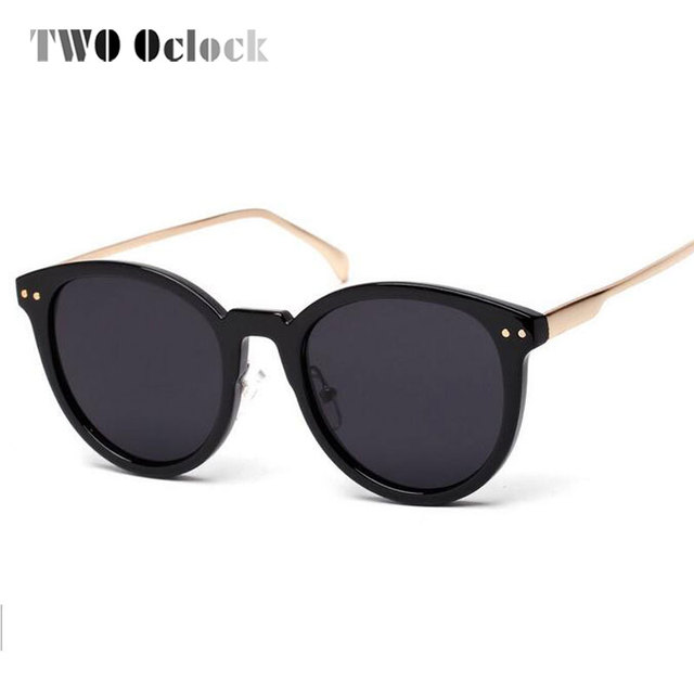 Ladies Round Polarized Sunglasses Women Retro Black Frame Polaroid Sun  Glasses Pink Female Summer Shades lunette de soleil 6072 76379128d8