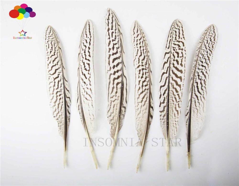Natural Golden rare feathers 4-10 inch//10-25cm 10 pcs Diy Carnival headress mask