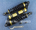 340MM Black RFY air gas Rear Shock Absorber Fit  to CB125 200 250 400 550 600 650 750 900 1000 1100 1300  modification Universal