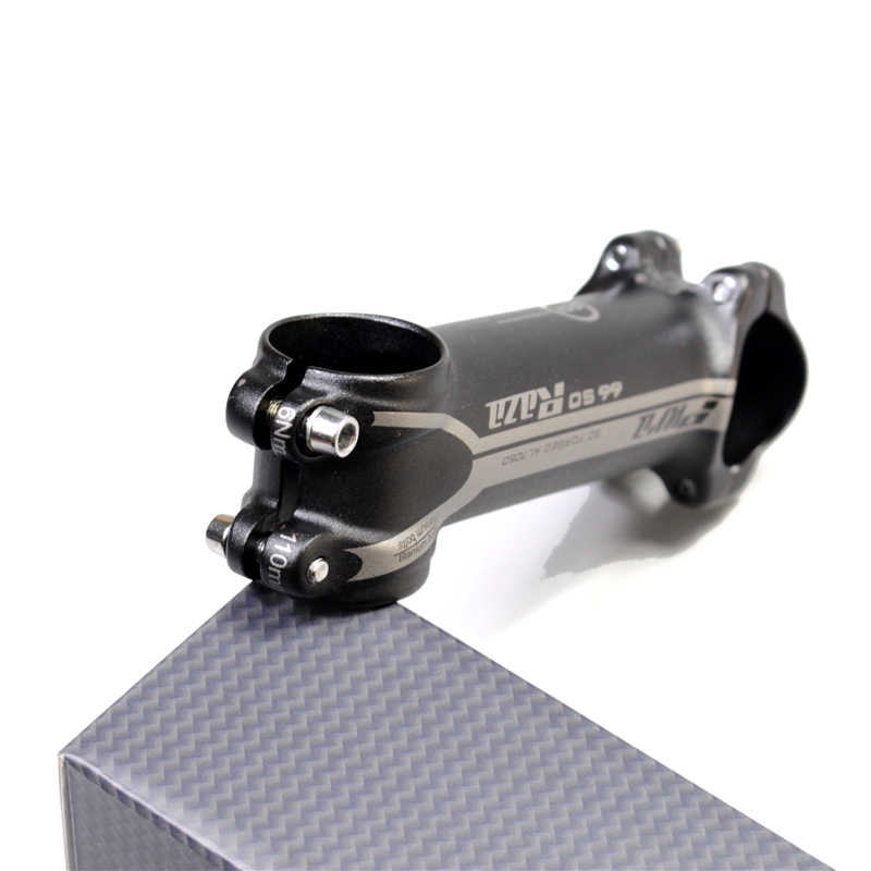 Pura raza xc-Manillar de fibra completa, para bicicleta de carretera, con eje de aluminio
