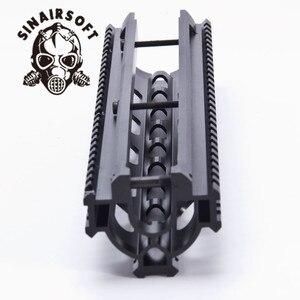 Image 5 - G3 Tactical Tri Rail Handschutz System Fit HK G3, PTR 91,CETME Jagd zubehör Für Airsoft schießen contest Freies verschiffen