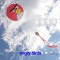 Frete grátis new design macio pipa pássaro voando fácil voar linda criança brinquedo nylon ripstop pipa wei pipa voando