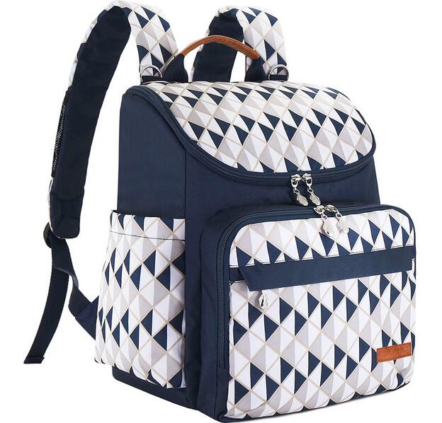 Designer mother backpack maternity bag multifunctional diaper bags storage baby care bag stroller bags nappy changing organizer 5 in 1 diaper bag set baby changing maternity infant stuff storage tote nappy bags mummy storage bags fashion baby stroller bags