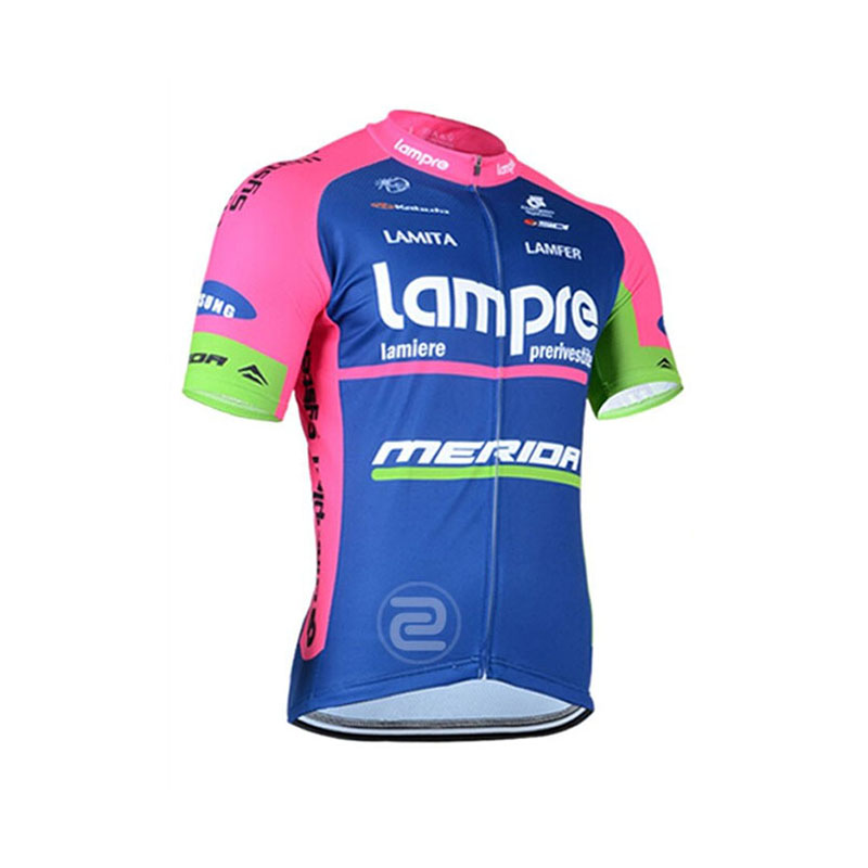 d76756903 lampre cycling jersey men 2018 pro team short sleeve set ropa ciclismo  hombre Summer MTB bike clothes outdoor cycling clothing-in Cycling Sets  from Sports ...