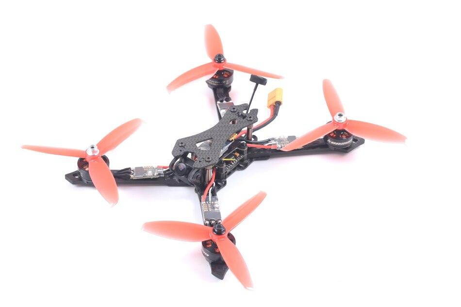Skystars STX225 bricolage Version FPV course RC Drone Kit