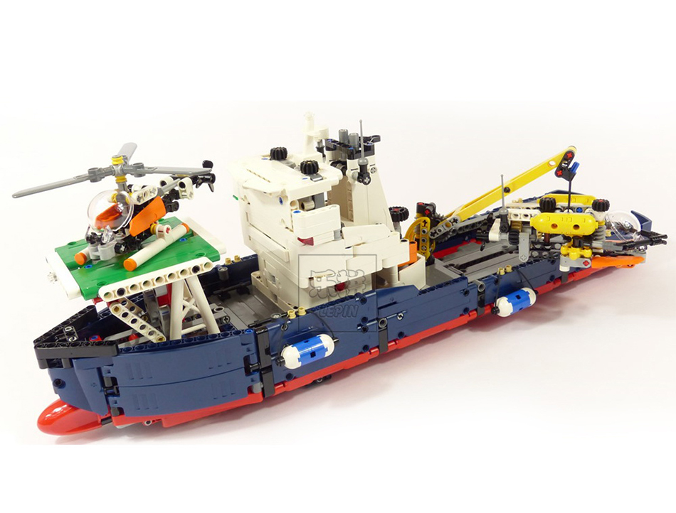 Technic Ocean Explorer 42064 1347pcs Building Blocks Bricks Free Shipping By DHL