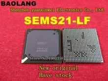 2pcs SEMS21 LF SEMS21 BGA IC Chip NIEUWE