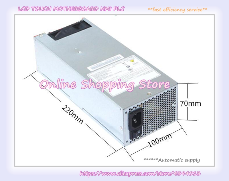 Power for FSP400-60WS2 2U Rated 400W 2U Server Power Supply aa22770 300 1568 400w server power supply for v240 n240