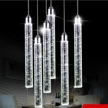Светодиодные подвесные светильники, современный минимализм, три креативные, для столовой, подвесные, для столовой, подвесные лампы ZSP183151