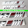 Car APR Stage /// + Emblem Sticker for Eos Beetle Tiguan Touran Touareg Octavia Superb Auto Badge 725