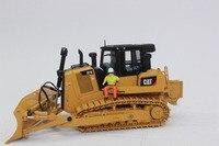 CATERPILLAR CAT D7E Гусеничный Трактор БУЛЬДОЗЕР 1/50 модели бренд Diecast Masters 85555