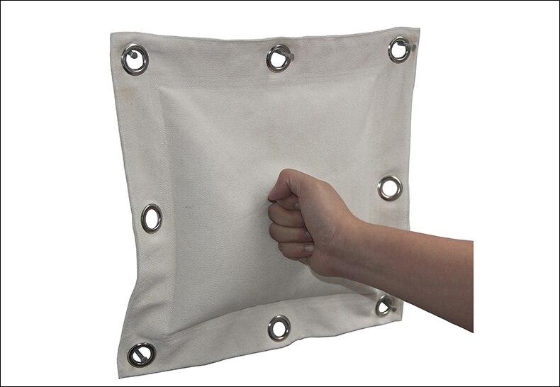 Ip Man Wing Chun kung Fu Canvas Wall Bag Boxing Striking Punch Bag JKD One Inch Punch Sandbag