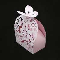 Boîte-cadeau matrices de découpe en métal pour Scrapbooking gaufrage frontière pochoirs bricolage cartes décoratives faisant mallen en stansen nouveau nouveau