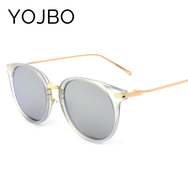 YOJBO Round font b Polarized b font Women Sun Glasses Sunglasses font b Fashion b font
