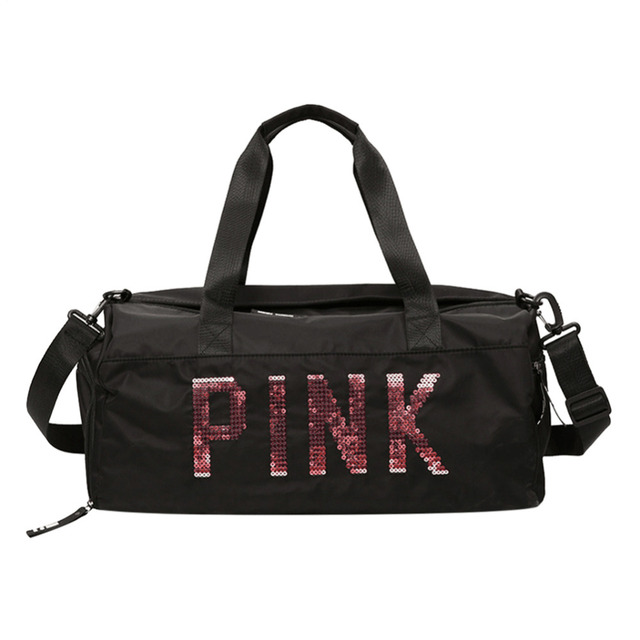 pb Peggybuy Pink Travel Bag ... b93fb4d9f09e1