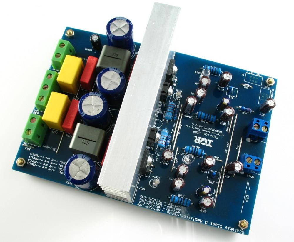 LJM assembled amplifier board L20DX2 IRS2092 Top Class D amplifier board IRAUDAMP7S 250W*2 8ohm pg korff cleansing soluzione bifasica struccante двухфазное средство для снятия макияжа 150 мл