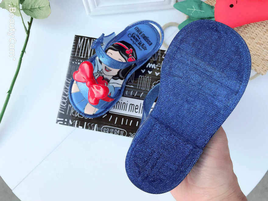 2019 new Disney  children's sandals Minnie Mickey summer children's sandals soft men and women beach children's sandals
