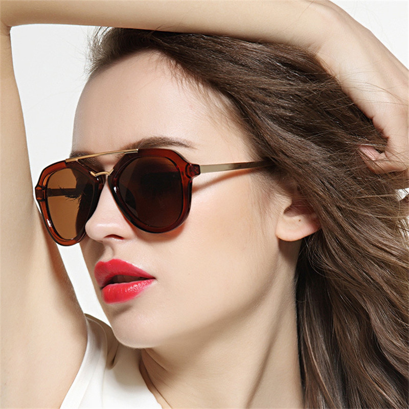 Oversized Aviator Sunglasses Women  aliexpress com oversize aviator sunglasses women big outdoor