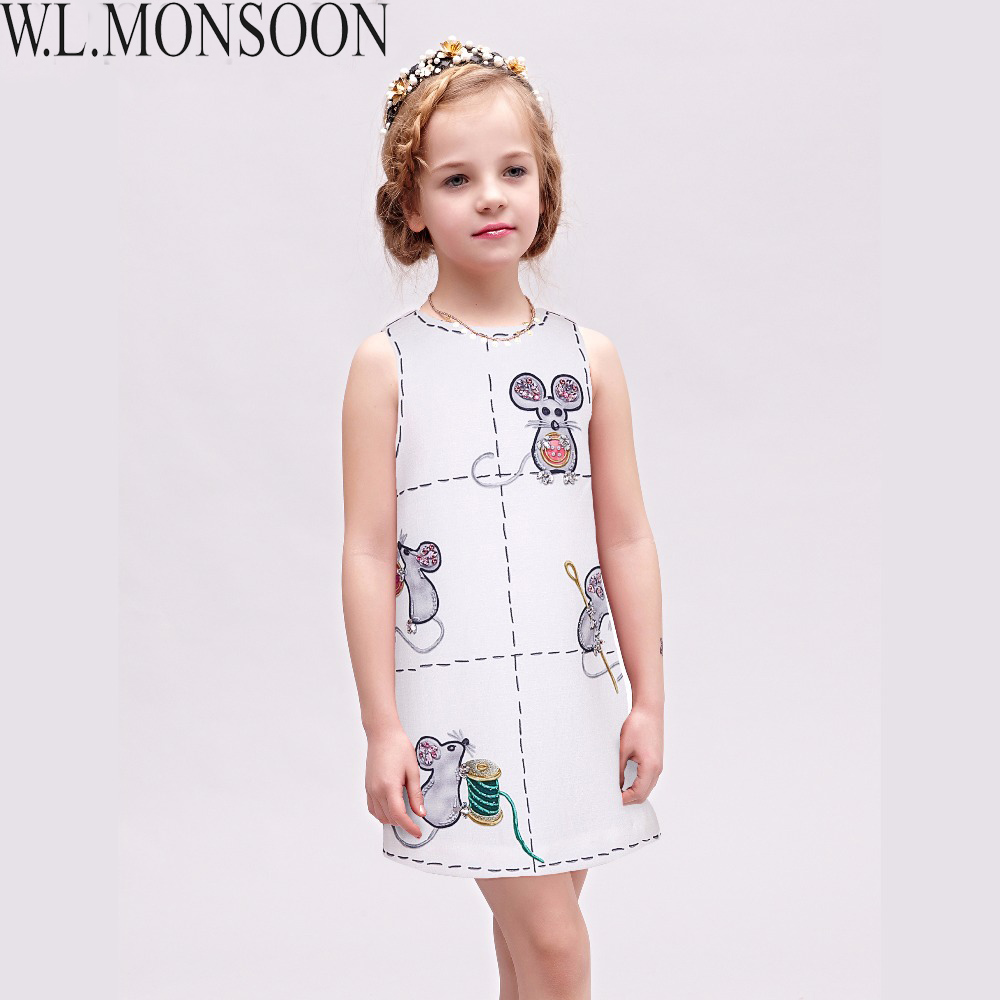 a35714d5f W.L.MONSOON Girls Winter Dress Robe Fille Enfant Princess Dress ...