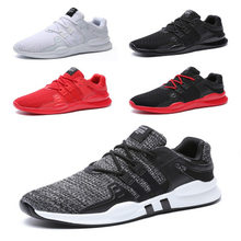 SZSGCN428 New Spring and summer Popular Men fashion Casual Shoes Breathable Male sneakers adult Non-slip Comfortable Footwear(China)