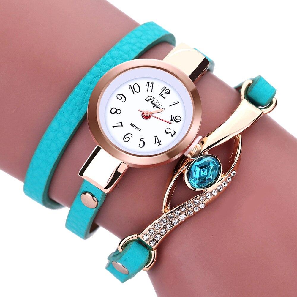 Ladies Bracelet Watch - turquoise 2