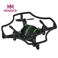 MUQGEW Brand Toys Altitude Hold Quadcopter Florld F-19W RC Helicopters Wifi FPV 480P Camera Drone 3D flips Smart voice control