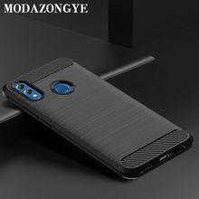 Capa de silicone para huawei p smart, capa tpu macia para celulares huawei p smart 2019 2019 POT LX3, POT LX1 psmart tampa traseira 6.21