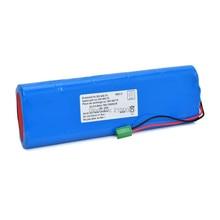 Замена для аппарат электрокардиограмма 30344270, MAC1000, MAC1100, MAC1200, MA1200ST ЭКГ-аппараты батарея Новинка, 1 год