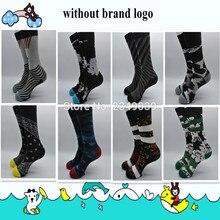 """Американский модный бренд чёсаный хлопок Для Мужчин's Носки Для женщин """"s Носки скейт Носки"""