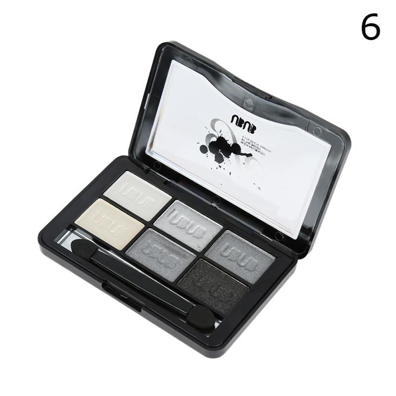 6 eyeshadow palette