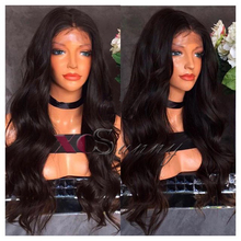 7A Brazilian virgin Full Lace Human Hair Wigs Body Wave Lace Front Human Hair Wigs For Black Women Full Lace Wigs With Baby Hair