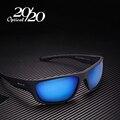 20/20 Óculos Polarizados Homens Marca Designer Azul Lens Homens Óculos de Sol Clássicos De Condução Óculos De Pesca Com Caixa de Oculos PL72