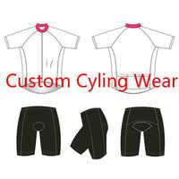 Nie ma MOQ Pro dostosować jazda na rowerze Jersey/bezpłatny projekt DIY rowerowa rower odzież/wysokiej jakości Ropa Ciclismo MTB odzież rowerowa przez każdego stylu