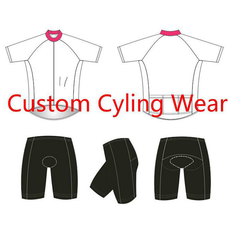No MOQ Pro Customize Cycling Jersey/Free Design DIY Bike Clothing/ High Quality Ropa Ciclismo MTB Bicycle Wear By Any Style 2016 custom roupa ciclismo summer any color any size any design cycling jersey and diy bicycle wear polyester lycra cycling sets