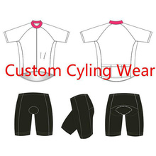 No MOQ Pro Customize Cycling Wear/Free Design DIY Bicycle Bike Clothing/ High Quality Ropa Ciclismo Jersey For Summer and Winter