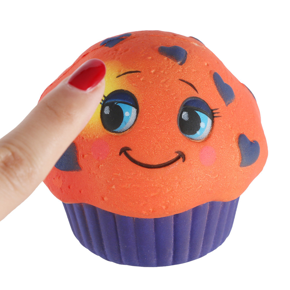 Colour Change Cupcake Squishy 4