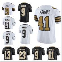 7b49b66d95 41 Alvin Kamara jersey 9 Drew Brees 28 Adrian Peterson 23 Marshon Lattimore  13 Michael Thomas. 11 Colors Available