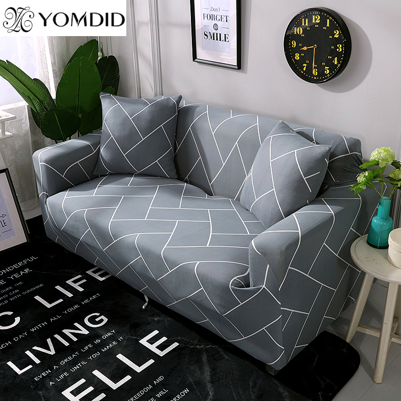 European Style Sofa Cover Slipcovers Elastic Towel Wrap All Inclusive Slip Resistant Couch 1 2 3 4 Seater In From Home