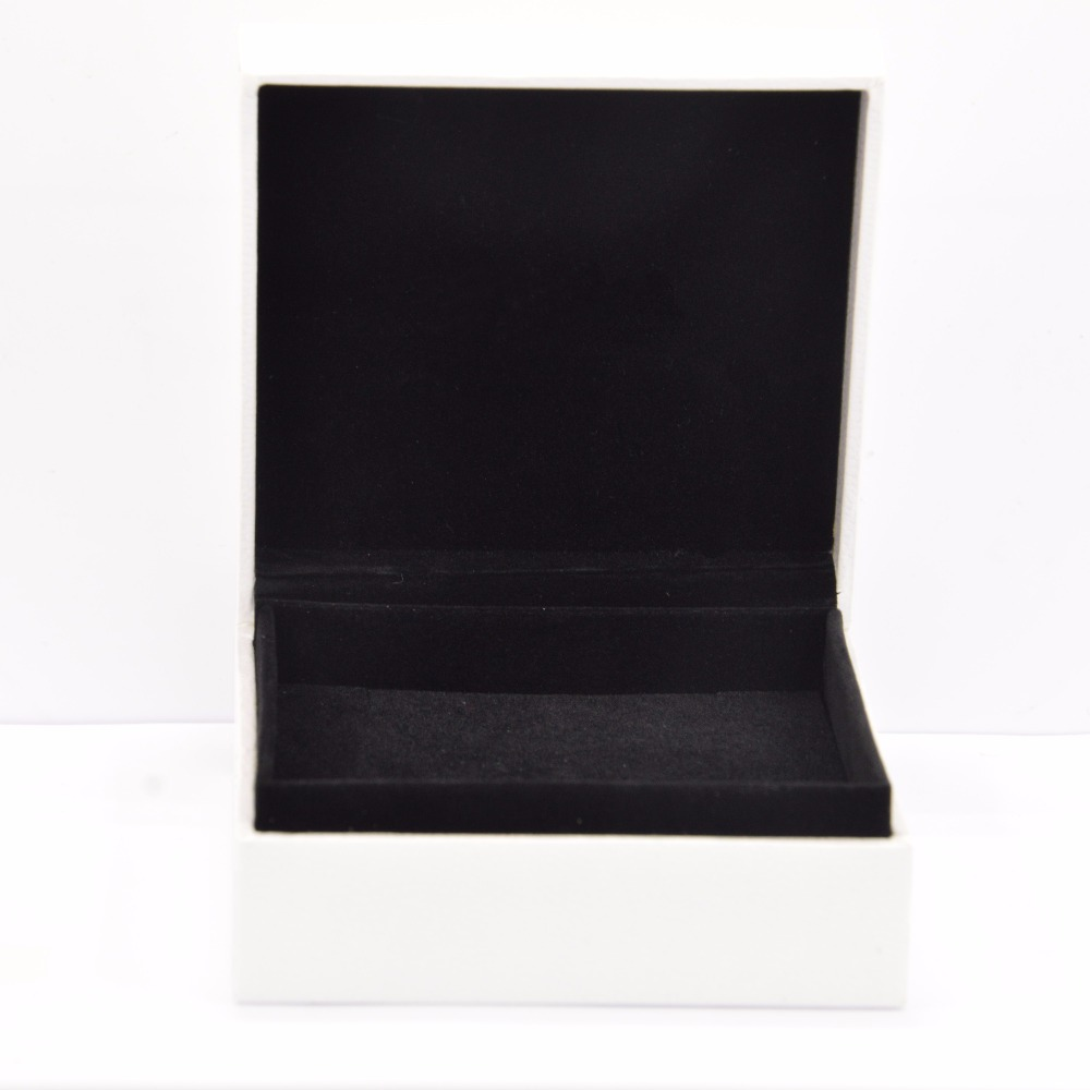 Wholesale 10pcs Velvet Jewelry Gift Boxes Black colorStyle Fit original Europe pan Bracelet charm ring Jewelry