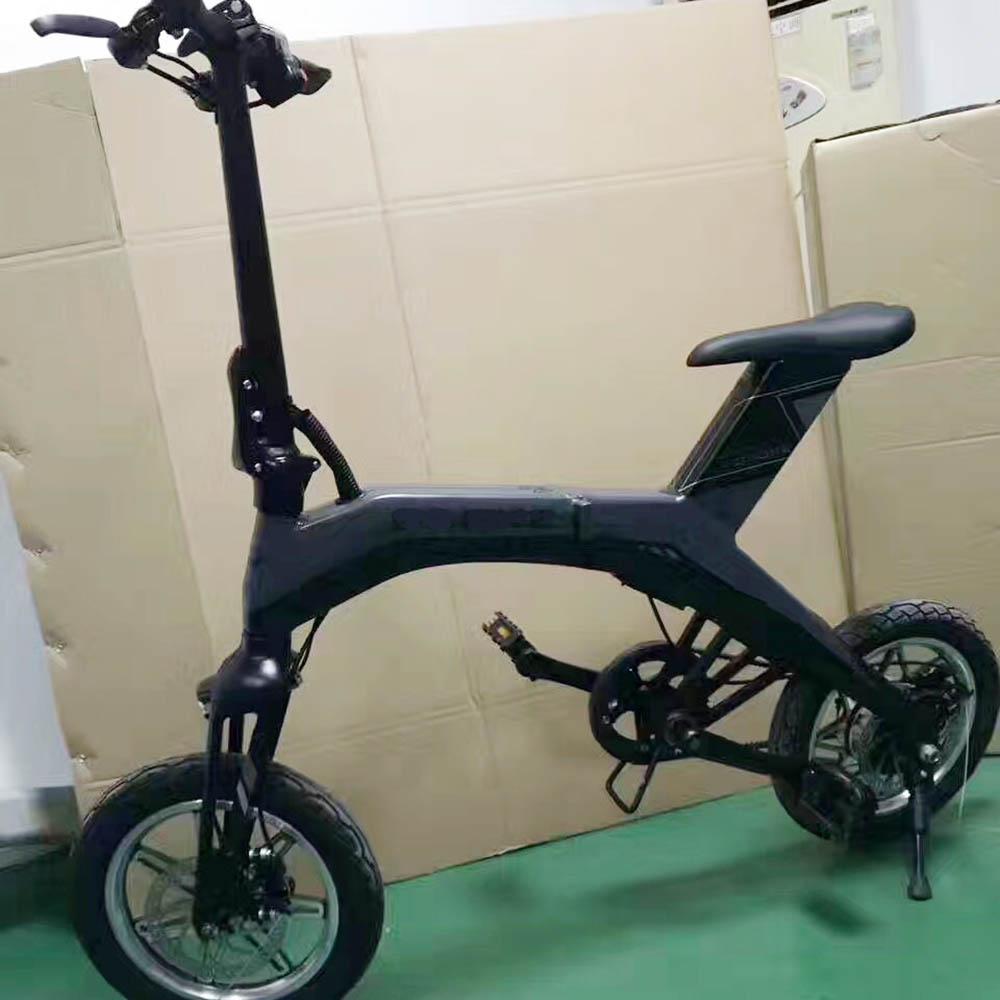 Sport & Unterhaltung Flight Tracker Klapp 350 W Leistungsstarke Zwei-rad Smart Faltbare Elektrische Roller Kick Fahrrad Erwachsene/kind Schrecklicher Wert