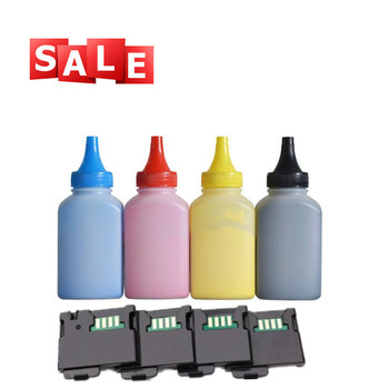 [toner+chip] toner Refill Kit compatible for Dell 1760 C1760 C1760nw 1765 C1765 C1765nf C1765nfw color Laser Printer - discount item  14% OFF Office Electronics