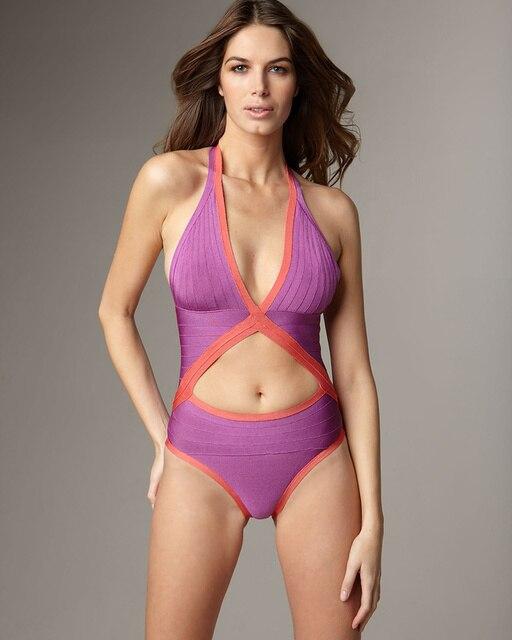 Free Shipping Women Bikini 2014 Cheap High Waisted