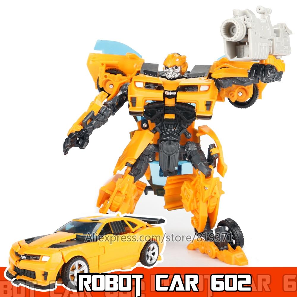 преобразование оригинала коробке большой автомобили Robot